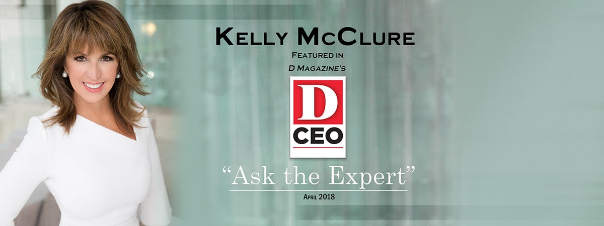 Kelly McClure feat. in Ask the Expert