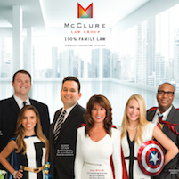 McClure Law Group Dallas Bar's cover