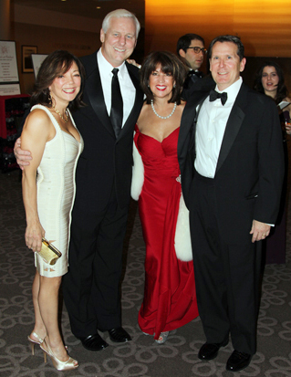 McClure Law Group attends 2013 Inaugural Ball Charitable Event