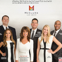 McClure Law Group attorneys cover photo